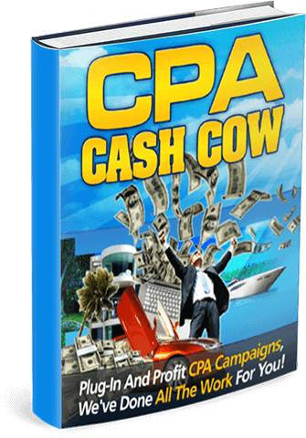 make money from CPA cash now